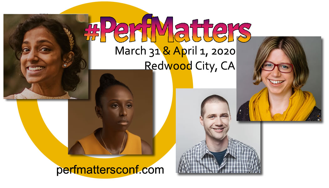 PerfMatters :: Speakers and Talk descriptions